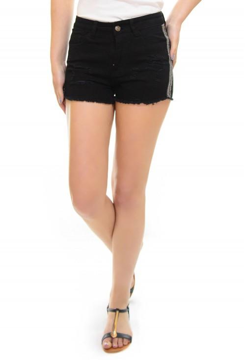 Pantaloni Scurti Right Black