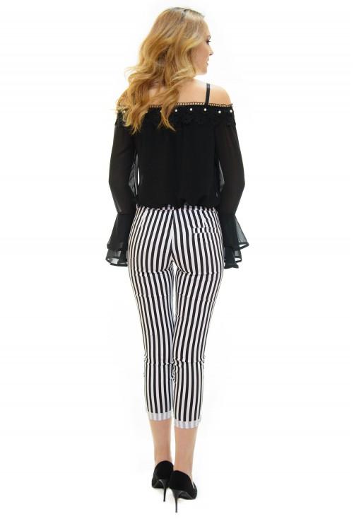 Pantaloni Simply Lines