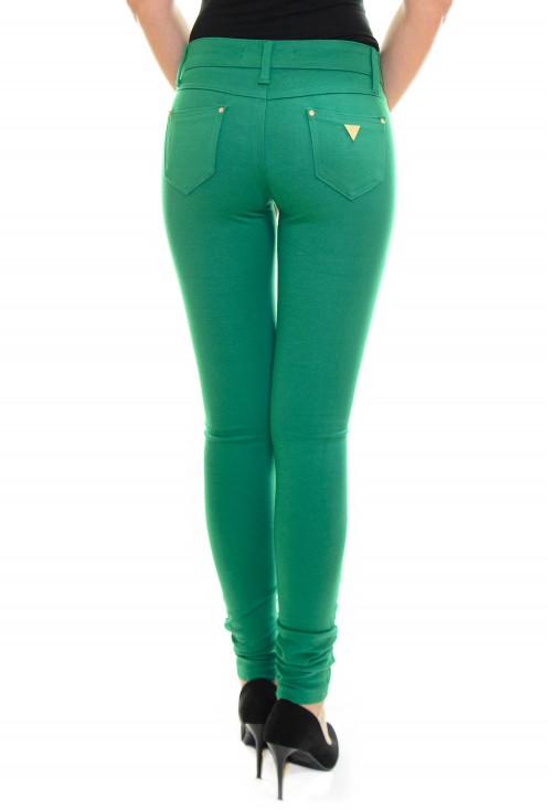 Pantaloni Trust Flame Green