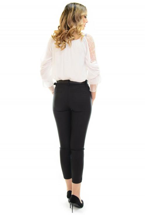 Pantaloni Line Up Black