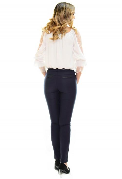 Pantaloni Smart On DarkBlue