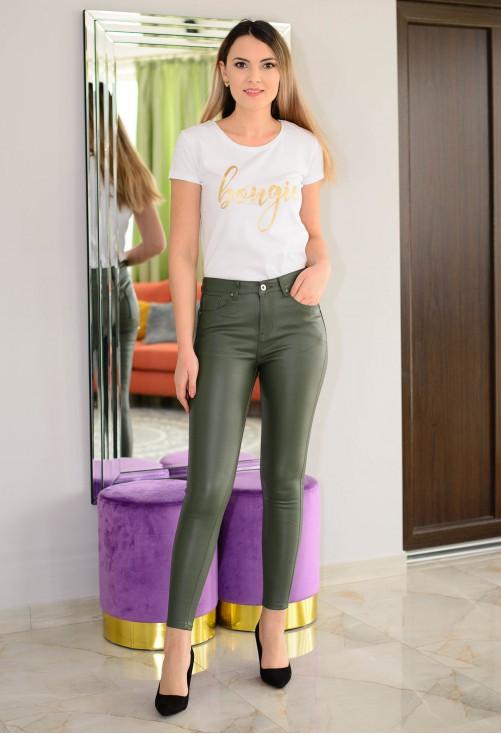 Pantaloni Best Proof Green
