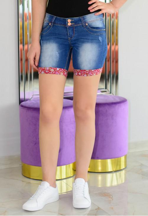 Pantaloni Scurti Back Ref