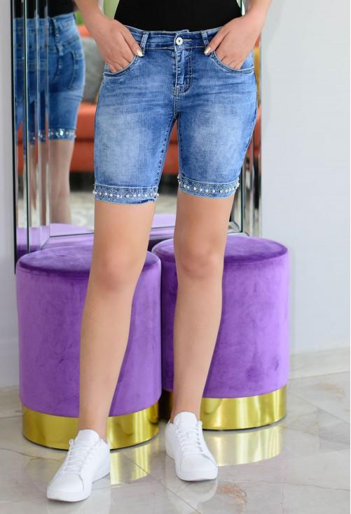 Pantaloni Scurti Pleasure Blue