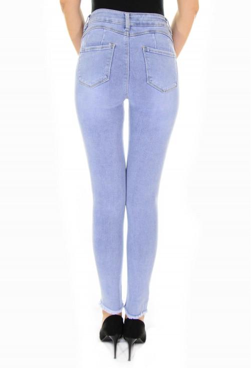 Blugi Indie Style Blue