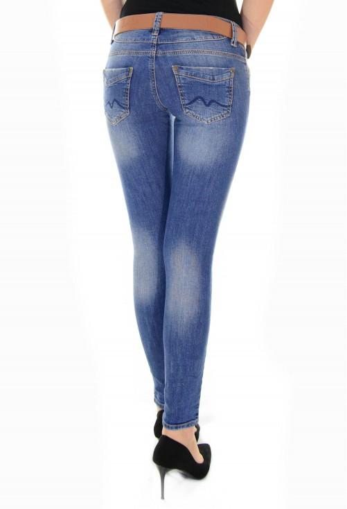 Blugi Original Design Blue
