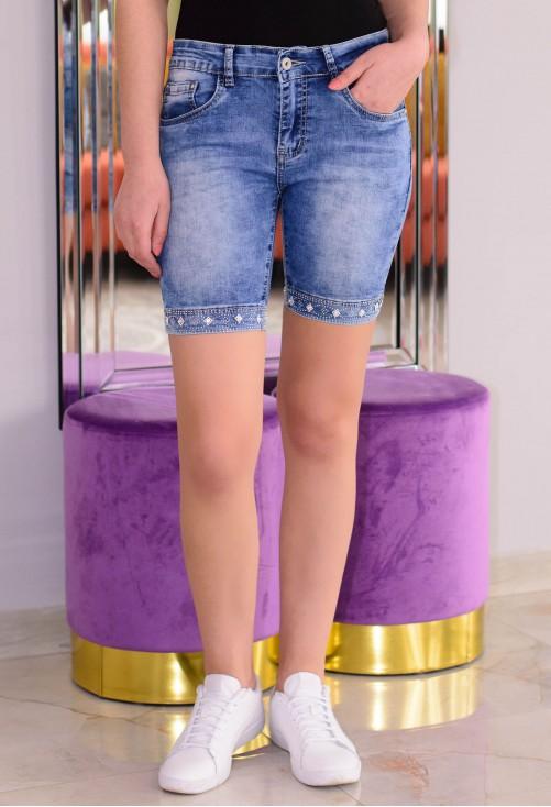 Pantaloni Scurti Bottom Sparkle