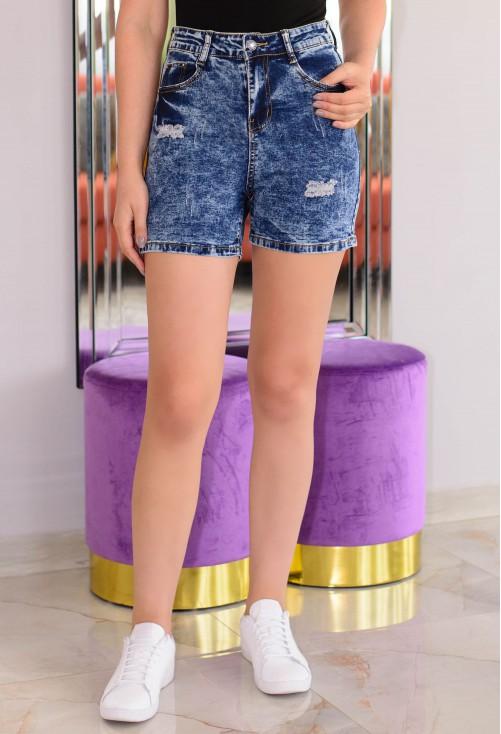 Pantaloni Scurti Bell Class Blue