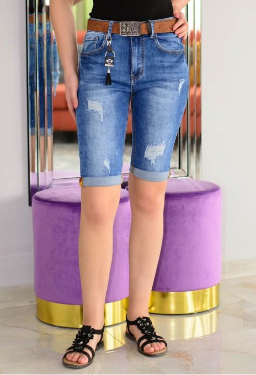 Pantaloni Scurti Be Bold Blue
