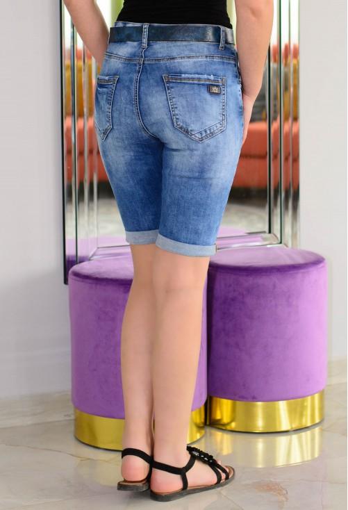 Pantaloni Scurti Right Away Blue