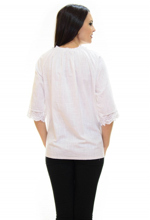 Bluza Big Step White