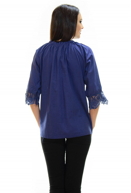 Bluza Fast Enough DarkBlue