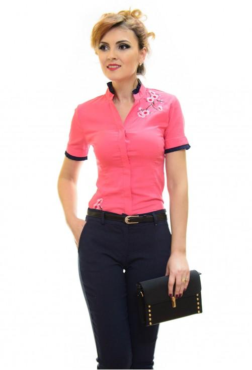 Camasa Oriental Dream Pink