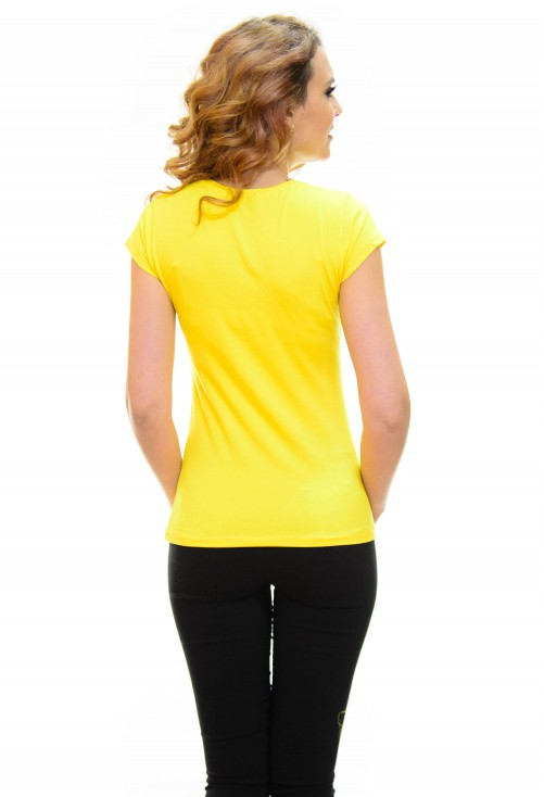 Tricou Everything Yellow