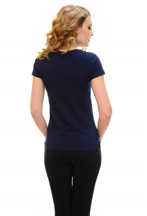 Tricou Besties DarkBlue