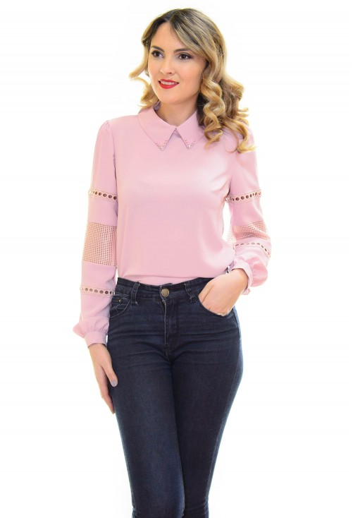 Camasa Trend Space Pink