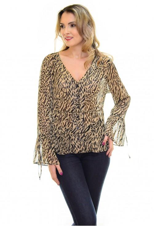 Bluza Always Animal Print