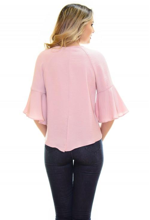 Bluza Little Bird Pink