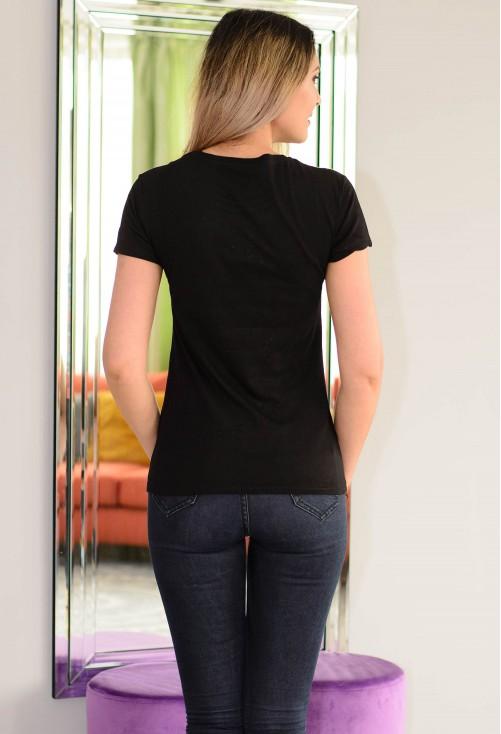 Tricou Style Maker Black