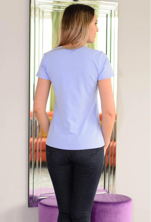 Tricou Crystal Delight Blue