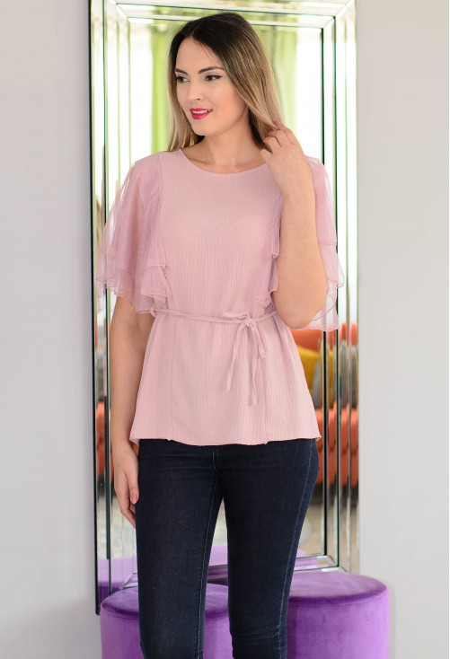Bluza You Know Pink