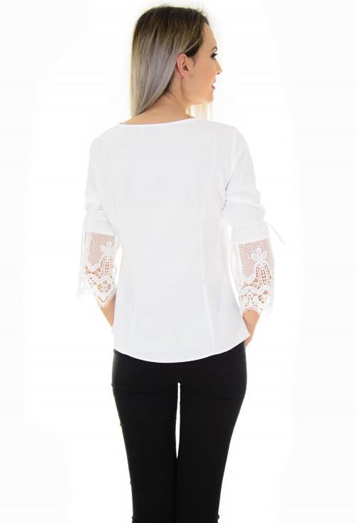 Bluza Lace Dream White