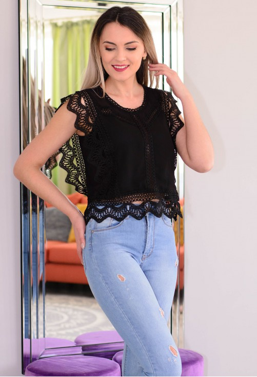 Bluza Angel Touch Black