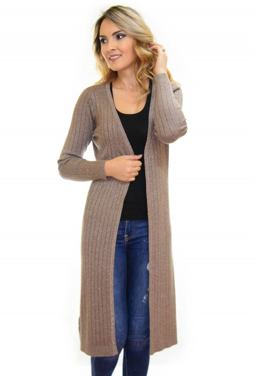 Cardigan Golden Lit Beige