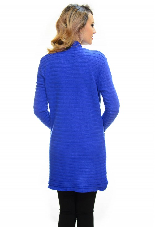 Cardigan Line Straight Blue
