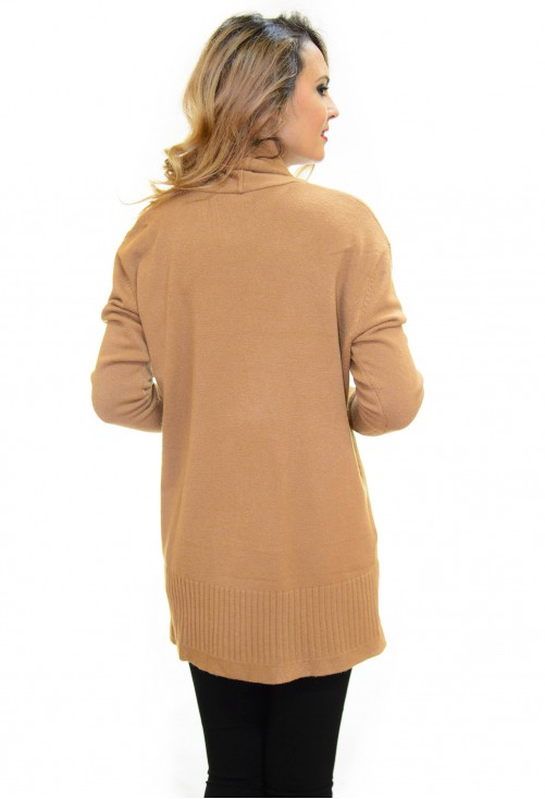 Cardigan Hanging Brown