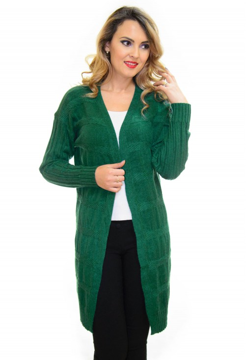 Cardigan Flash Light Green