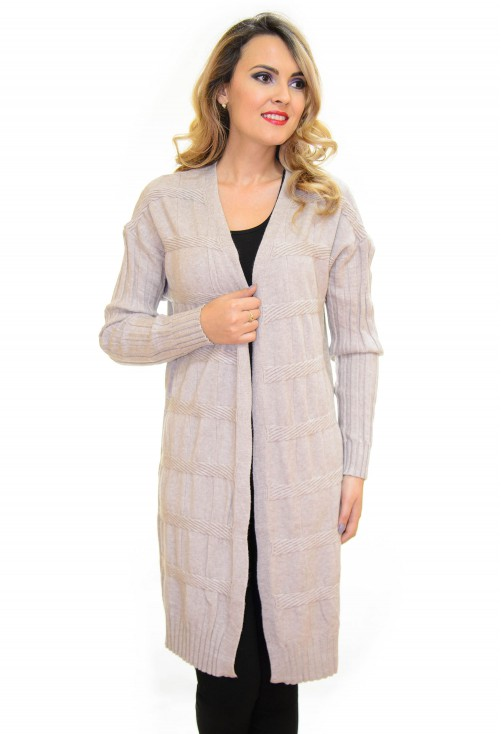 Cardigan Flash Light Beige