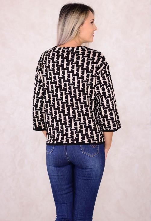 Pulover Best Design Black