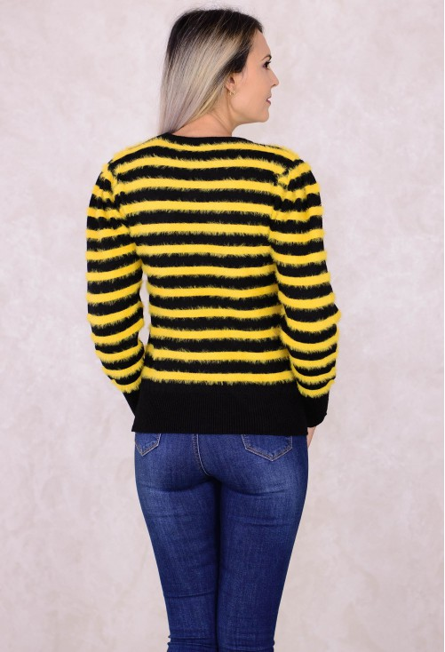Pulover True Bee Yellow