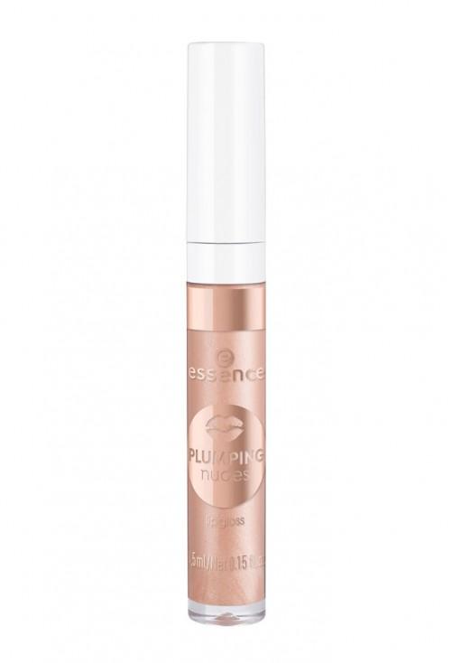Luciu De Buze Essence Plumping Nudes Lipgloss