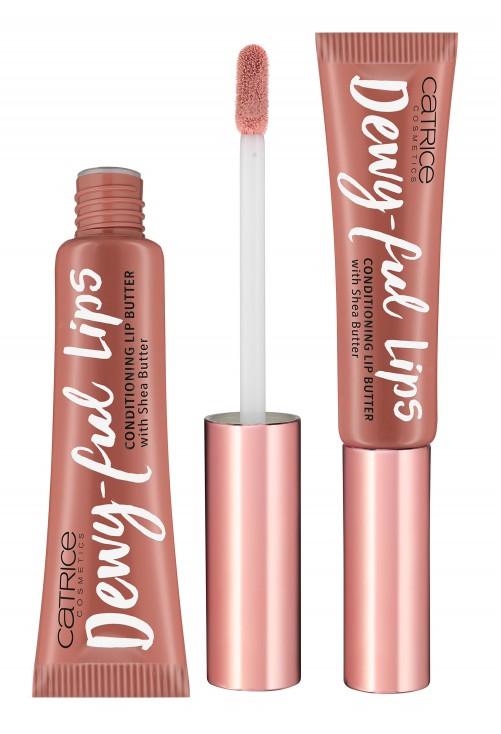 Luciu De Buze Catrice Dewy-Ful Lips Conditioning Lip Butter