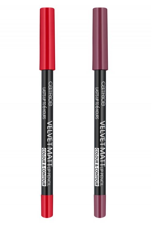 Creion Buze Catrice Velvet Matt Lip Pencil