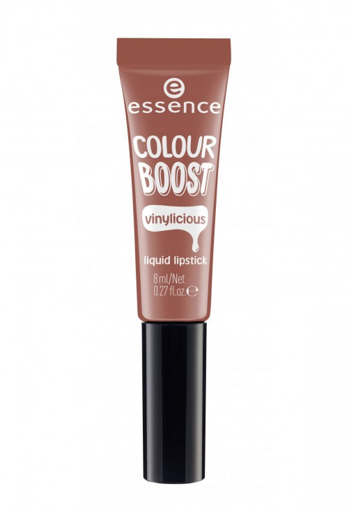 Ruj Lichid Essence Colour Boost Vinylicious Liquid Lipstick