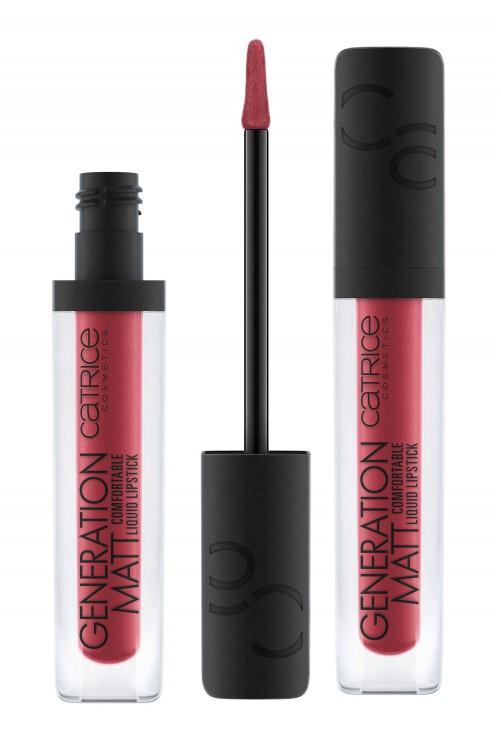 Ruj Lichid Catrice Generation Matt Comfortable Liquid Lipstick