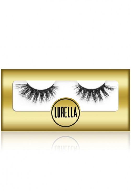 Gene False Lurella Cosmetics 3D Mink - Monica