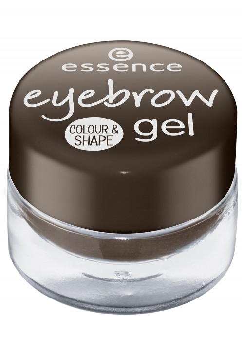 Gel De Sprancene Essence Colour And Shape 01 Brown