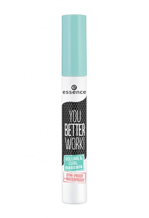 Mascara Essence You Better Work Volume & Curl