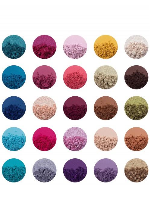 Paleta Farduri Lurella Cosmetics Golden State Palette