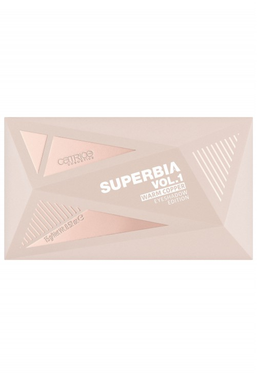 Paleta Farduri Catrice Superbia Vol.1 Warm Copper