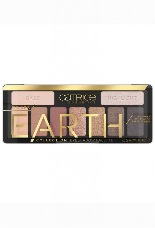 Paleta Farduri Catrice The Epic Earth Collection