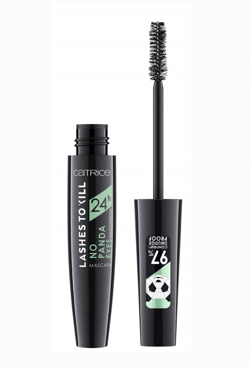 Mascara Catrice Lashes To Kill 24h No Panda Eyes