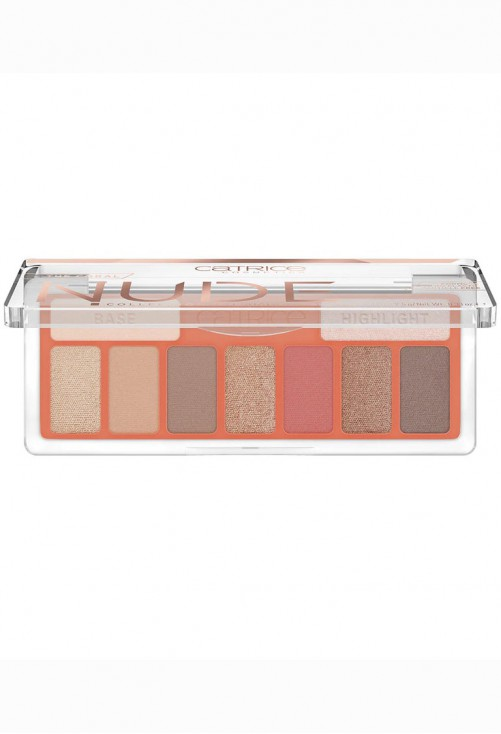 Paleta Farduri Catrice The Coral Nude Collection