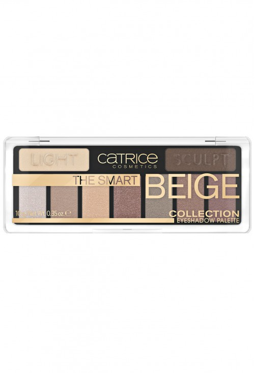 Paleta Farduri Catrice The Smart Beige Collection