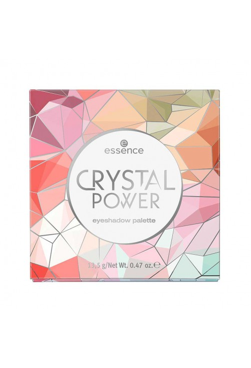 Paleta Farduri Essence Crystal Power Eyeshadow Palette