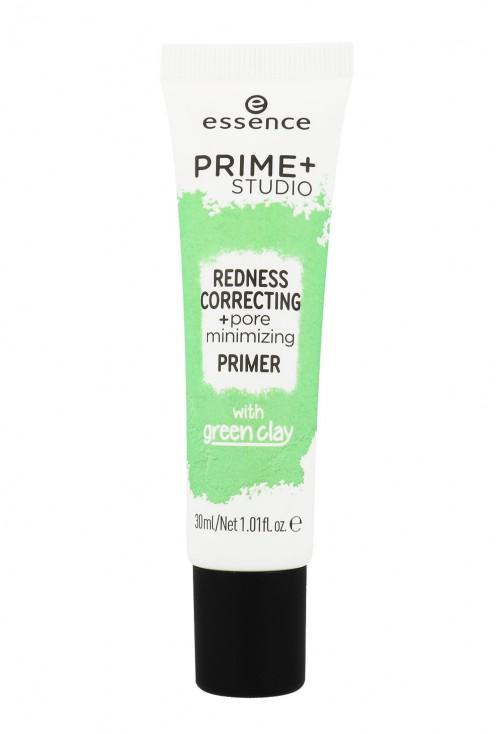 Primer Essence Prime+Studio Redness Correcting+Pore Minimizing